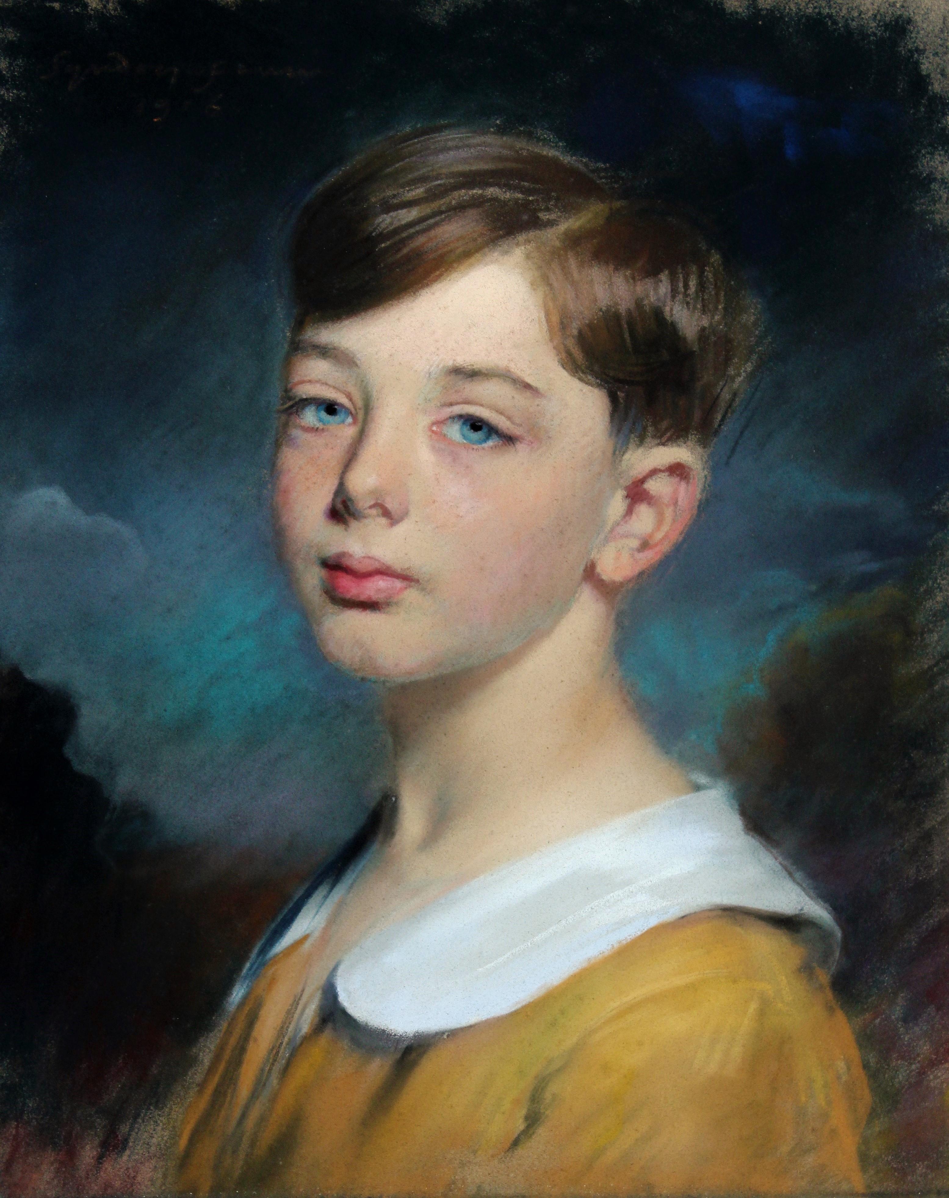portrait-pierre-victor-de-lesseps-1916-pastel