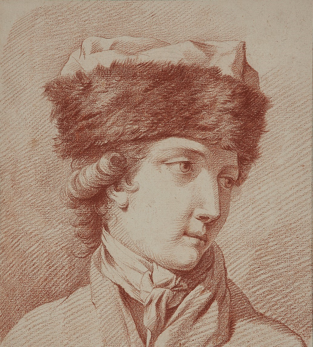 Nicolas André Courtois portrait jeune homme (2)